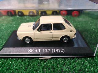 Maqueta Seat 127(1972)