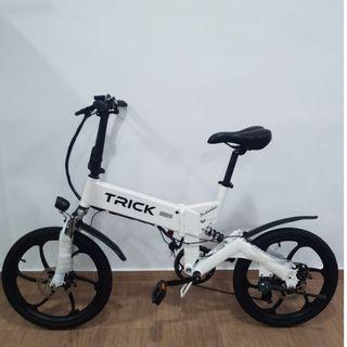Bicicleta Eléctrica Boston bike tricks L