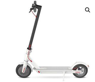 Scooter eléctrico E-tron