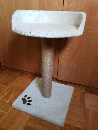 Rascador para gatos