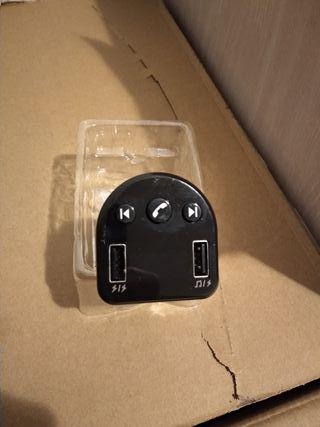 Reproductor MP3 para coche con bluetooth