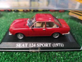 Maqueta SEAT 124 SPORT