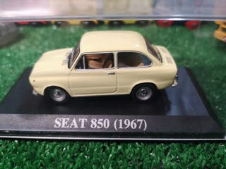 Maqueta SEAT 850 1967