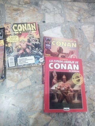 Comics de Conan
