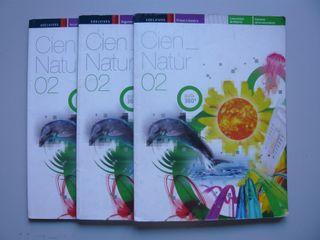 3 Libros texto Ciencias 2º ESO