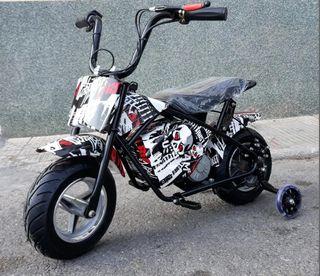 Mini moto eléctrica k1