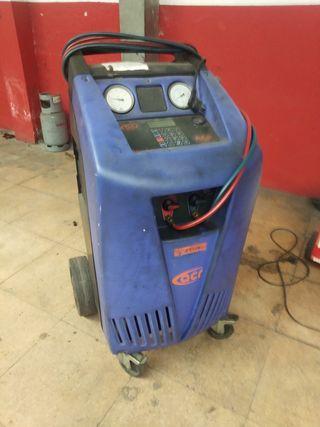 máquina de aire acondicionado para coches
