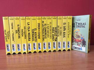 Videos VHS tintin