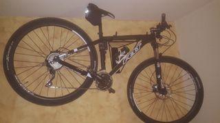 Bici Felt talla M/18 con 200klm