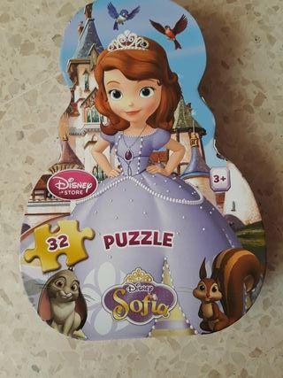 Puzzles Sofía