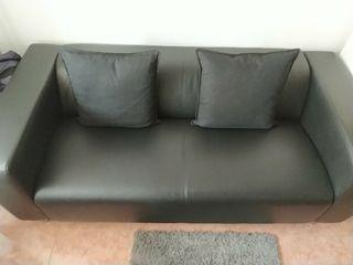 sofá de piel NUEVO!!! CHOLLAZO!!
