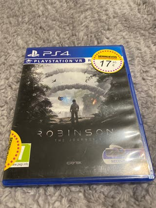 Juego de ps4 - Robinson The journey