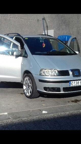 SEAT 1.8 turbo alambra 2001
