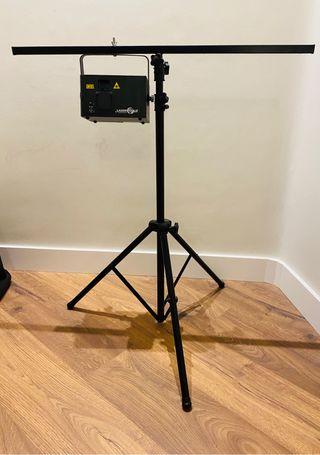 Proyector Láser + Soporte de suelo