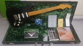 Fender stratocaster relic David gilmour customshop