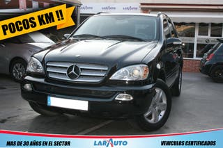 Mercedes-Benz Clase ML 2004 *POCOS KM*