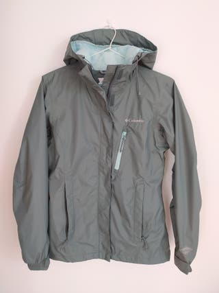 Chaqueta impermeable Columbia mujer