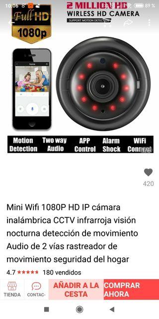 cámara vigilancia