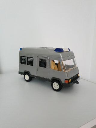 furgoneta playmobil