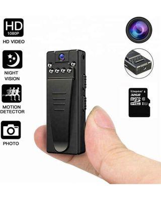 Mini cámara espía cámara seguridad, NUEVO