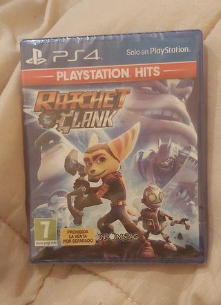 Juego PS4 a estrenar
