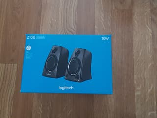 Altavoces para Pc, Tablet Logitech 10W
