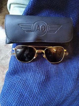 gafas originales de piloto americana.