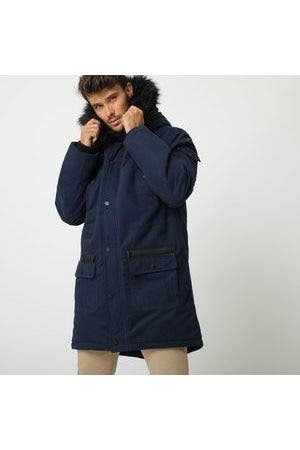 Parka Azul marino hombre Geographical Norway