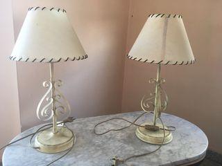 Lámparas para mesita dormitorio