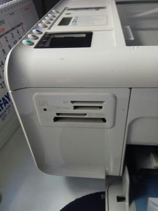 fotocopiadora multifuncional. HP