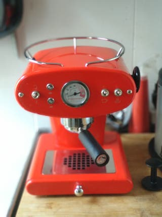 Cafetera Espresso Illy X1