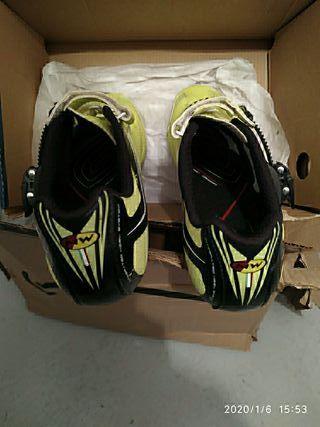 zapatillas ciclismo carretera T43