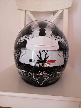 casco integral LS2
