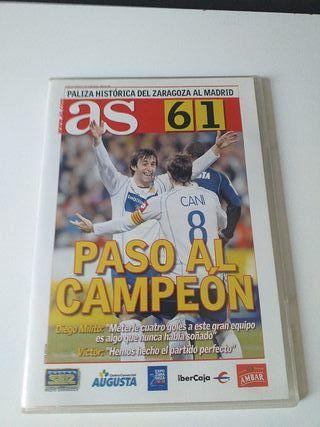 real Zaragoza real Madrid copa de rey
