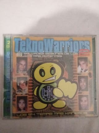 TEKNO WARRIORS 2