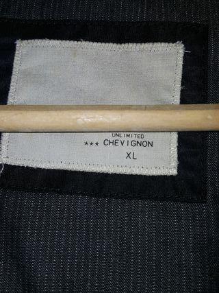 Cazadora invierno Chevignon