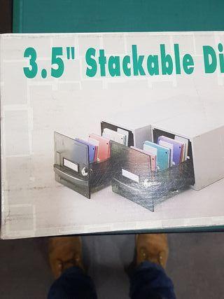 fichero de diskettes modelo 390