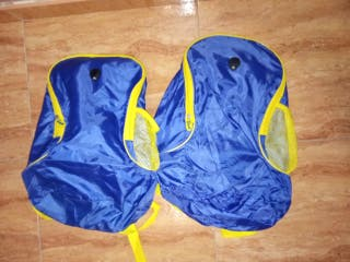 mochilas plegables