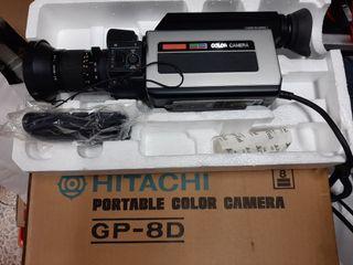 Cámara vintage Hitachi