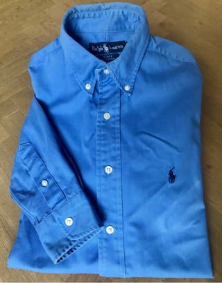 Camisa Ralph Lauren Poco uso