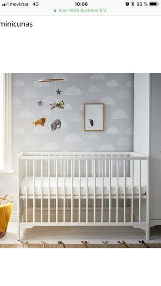 CUNA BLANCA IKEA