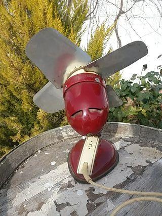 ventilador Philips antiguo