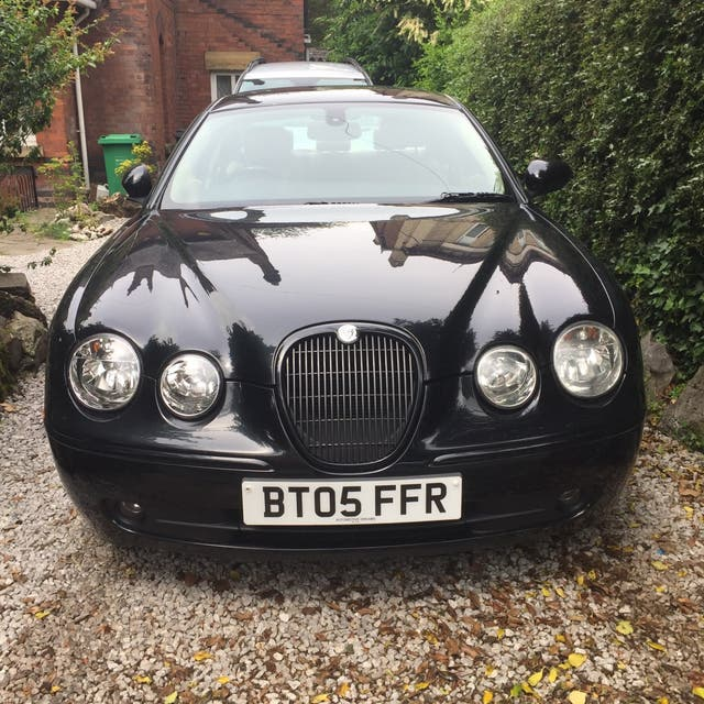 Jaguar S- Type 2005