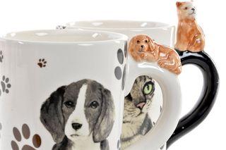 Taza cerámica mascotas