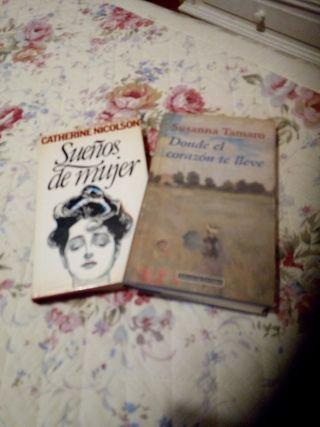 lote dos libros