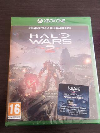 Halo Wars 2 Xbox One.