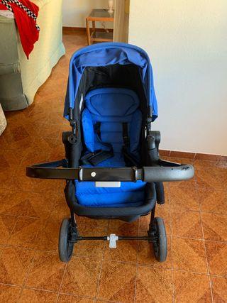 Vendo carrito 3 piezas baby nurse