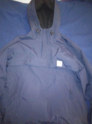 chaqueta impermeable carhartt