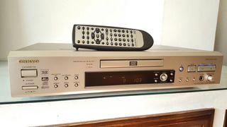 Onkyo DV-S757 Reproductor CD/DVD HiFi