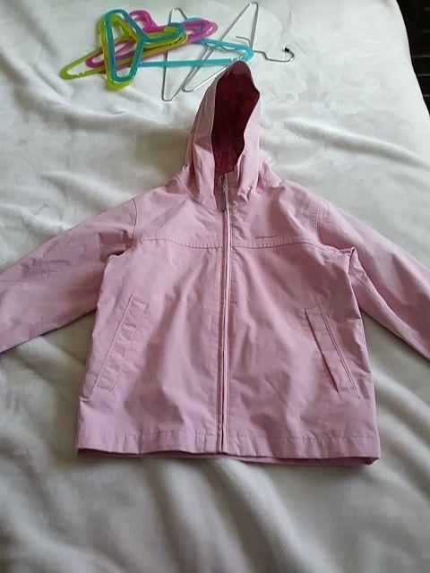 chaqueta decathlon 6 años